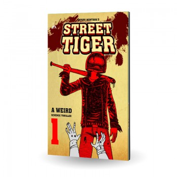 STREET TIGER vol 1 (1 of 4)