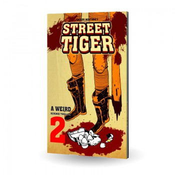STREET TIGER vol 1 (2 of 4)
