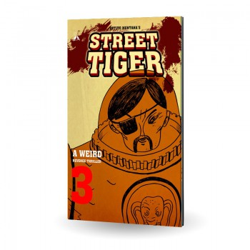 STREET TIGER vol 1 (3 of 4)