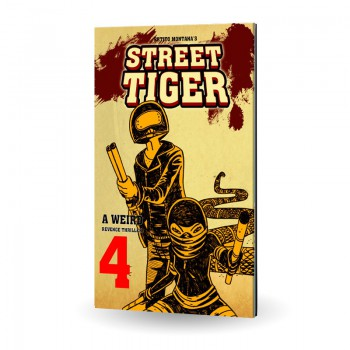 STREET TIGER vol 1 (4 of 4)