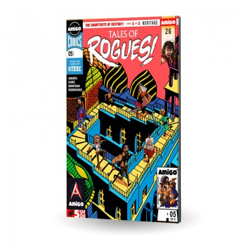 TALES OF ROGUES 5